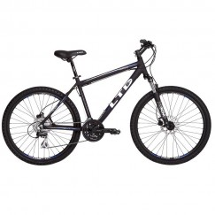 Велосипед LTD Rocco 60 Hydraulic Disc (Black)